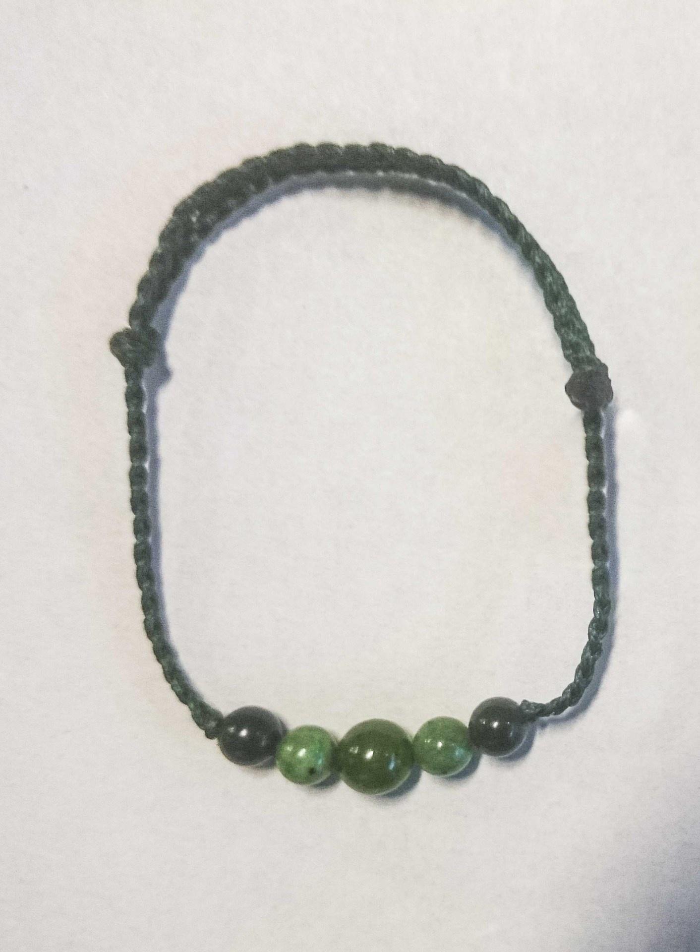 Pounamu Bracelets