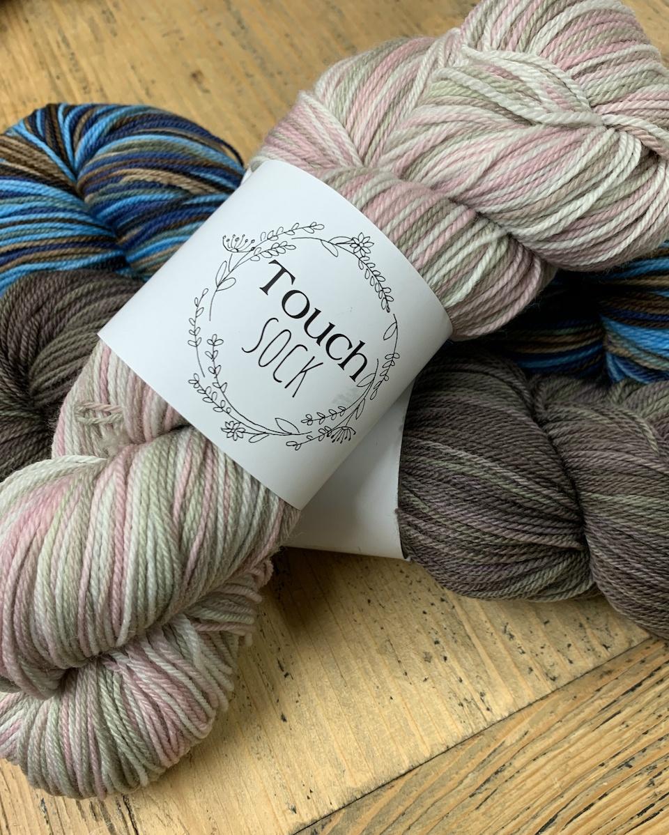 Touch Yarns Magic Merino Sock Yarn 4ply