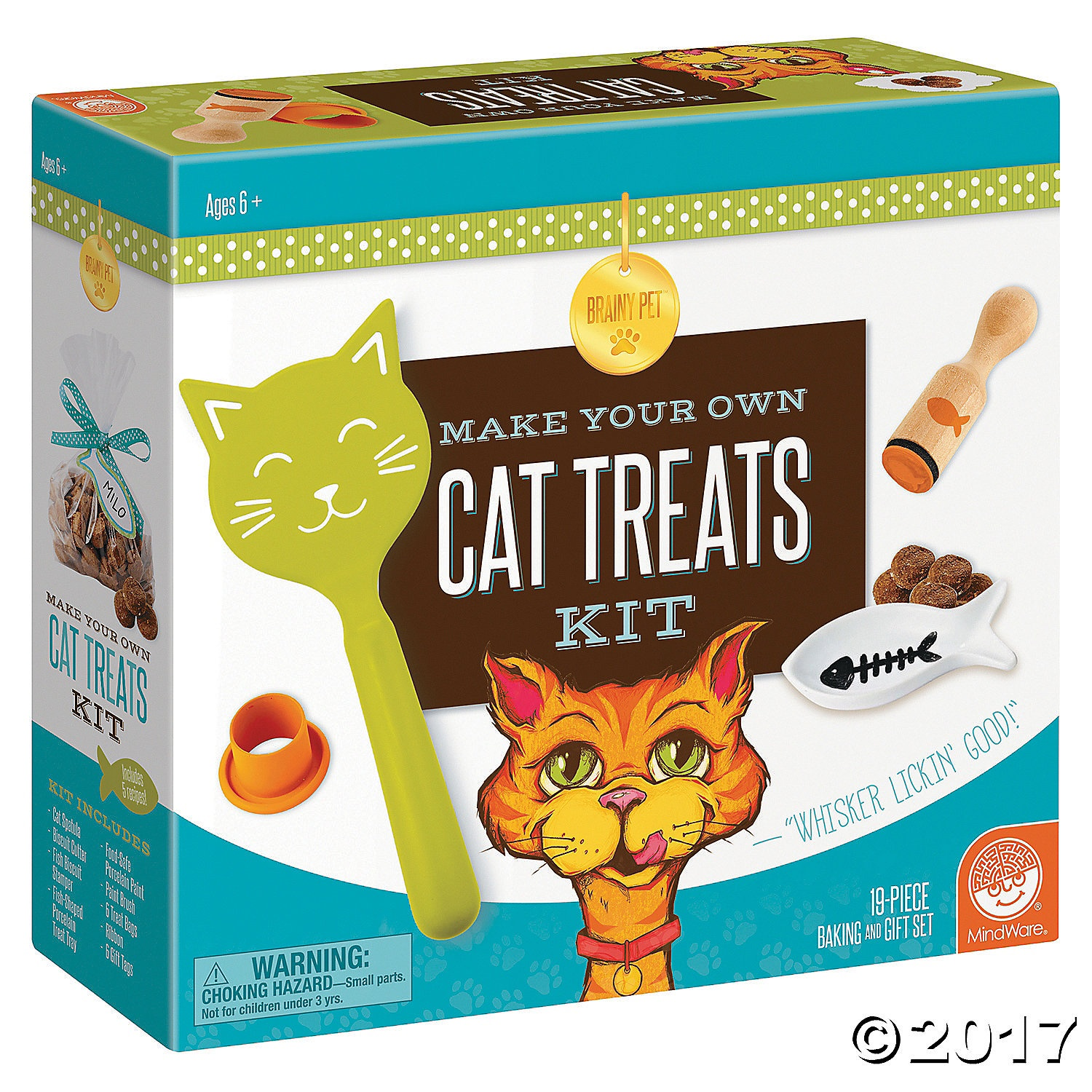 X MW 68241 MAKE YOUR OWN CAT TREATS