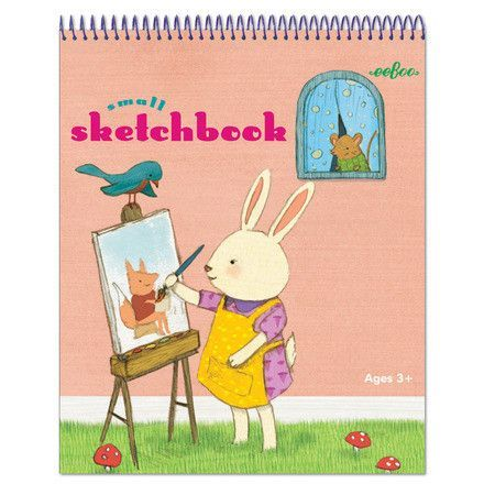 RABBIT SMALL SKETCHBOOK