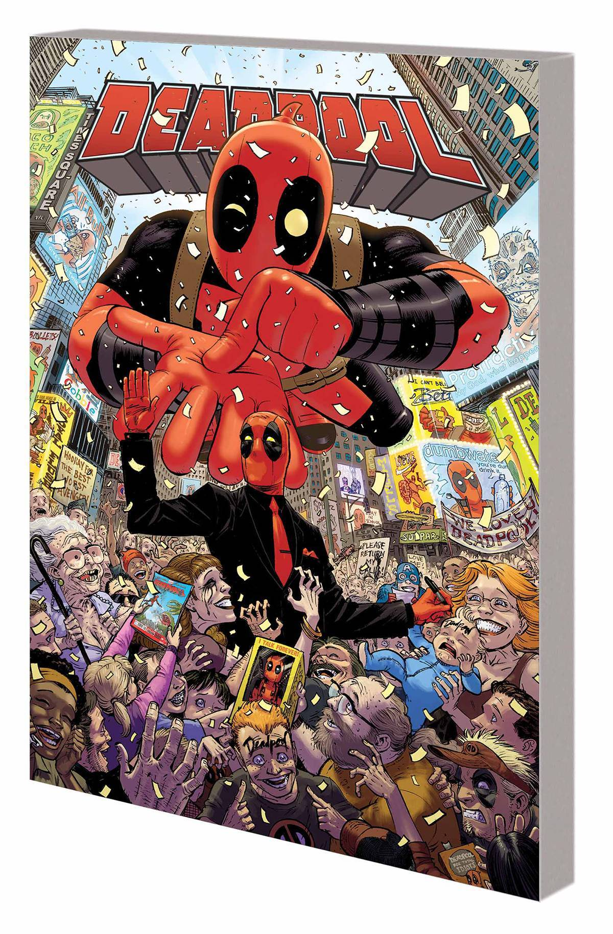 Deadpool Worlds Greatest Vol 01 Millionaire With Mouth