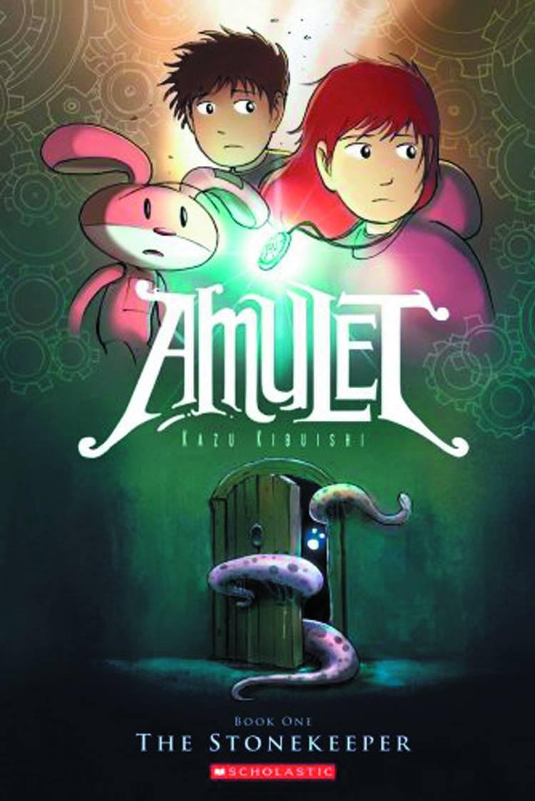 Amulet SC Vol 01 Stonekeeper
