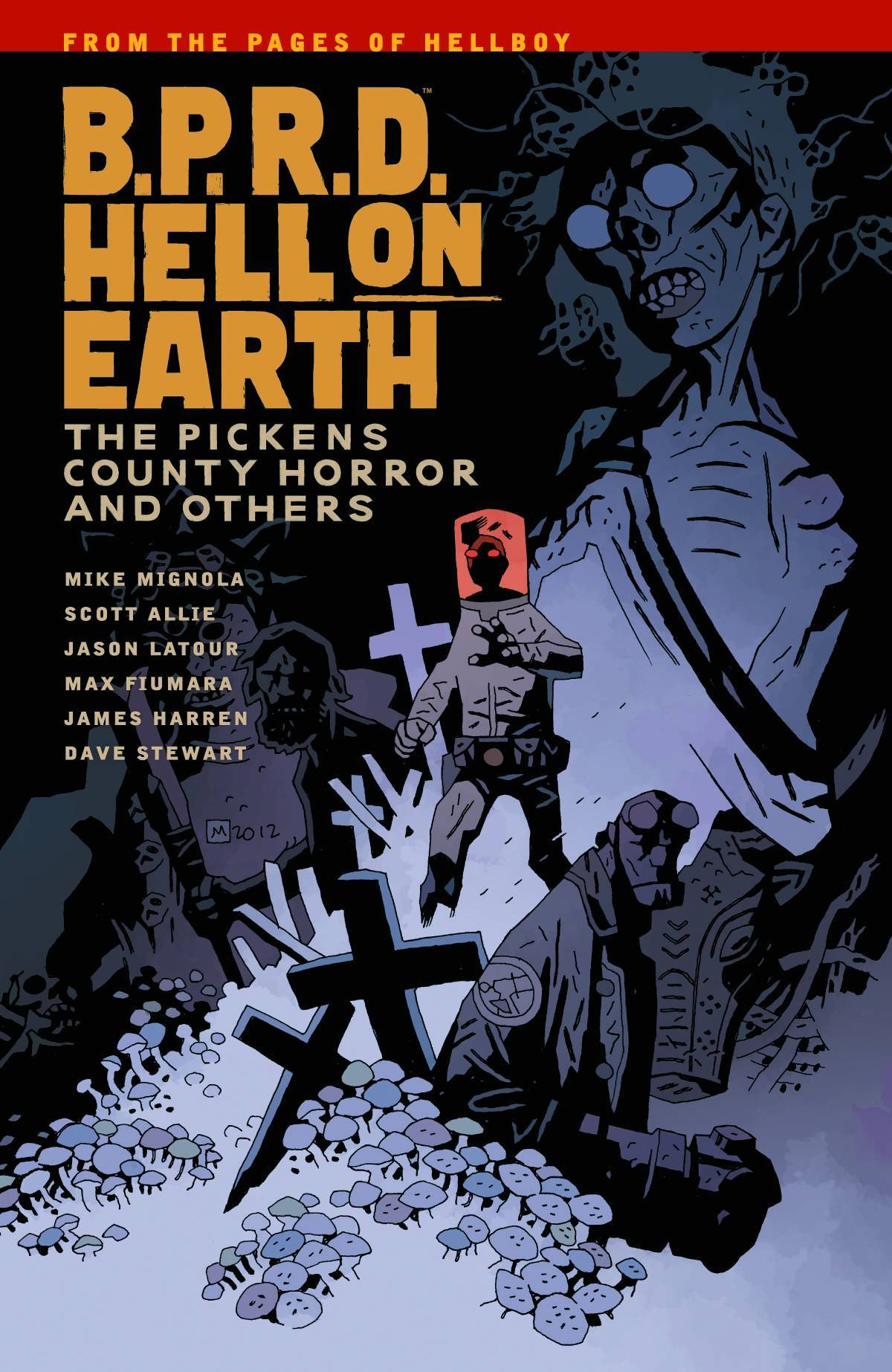 BPRD Hell On Earth Vol 05 Pickens County Horror