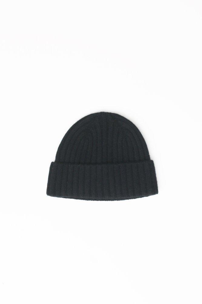 AVENUE - Calluna Wool Hat - Black