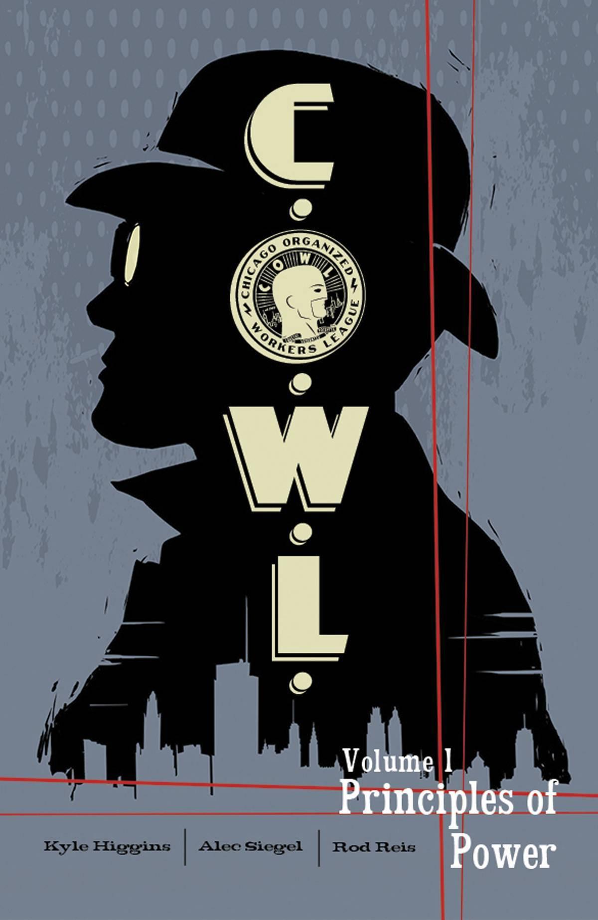 Cowl Vol 01 Principles of Power