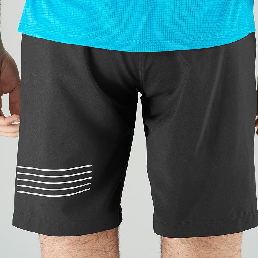 vorbestellen begrenzter Preis wo kann ich kaufen Salomon - Trail Runner Twinskin Short M - SS18 Black