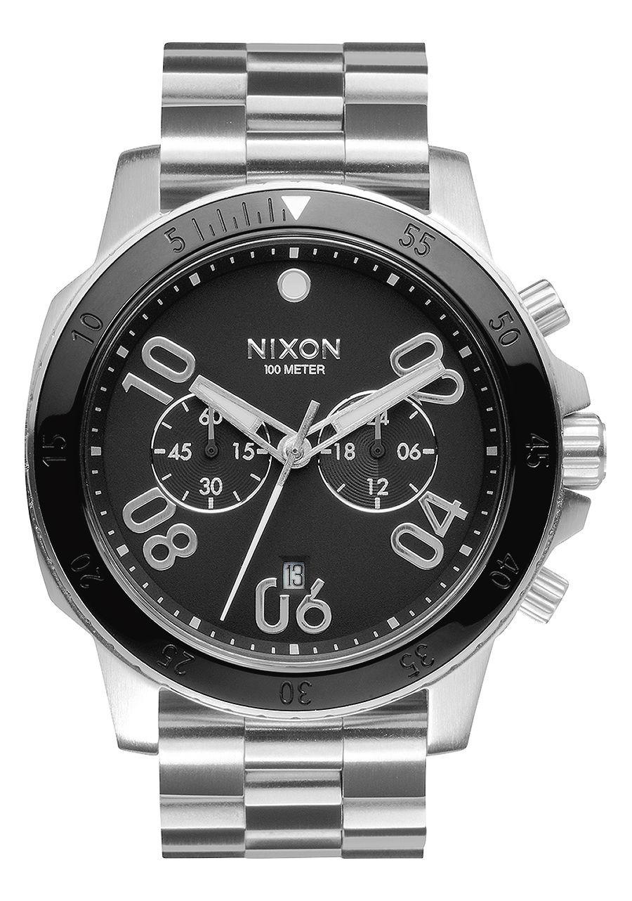 NIXON - RANGER CHRONO BLACK A549 000-00