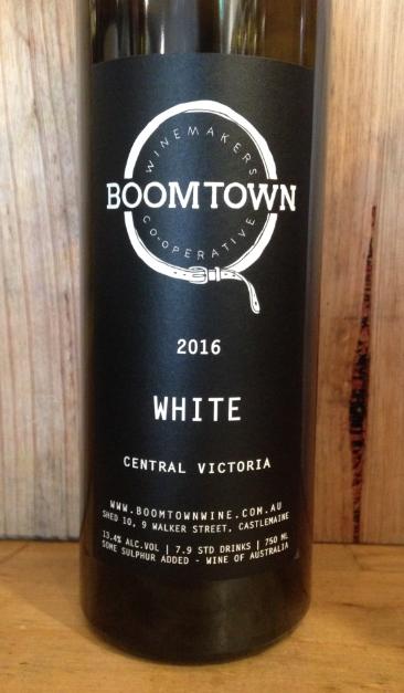 Boomtown White