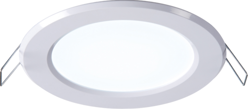 230V IP20 9W LED Panel Lamp with Integrated Driver 4000K
