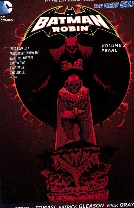Batman & Robin Vol 02 Pearl (N52)
