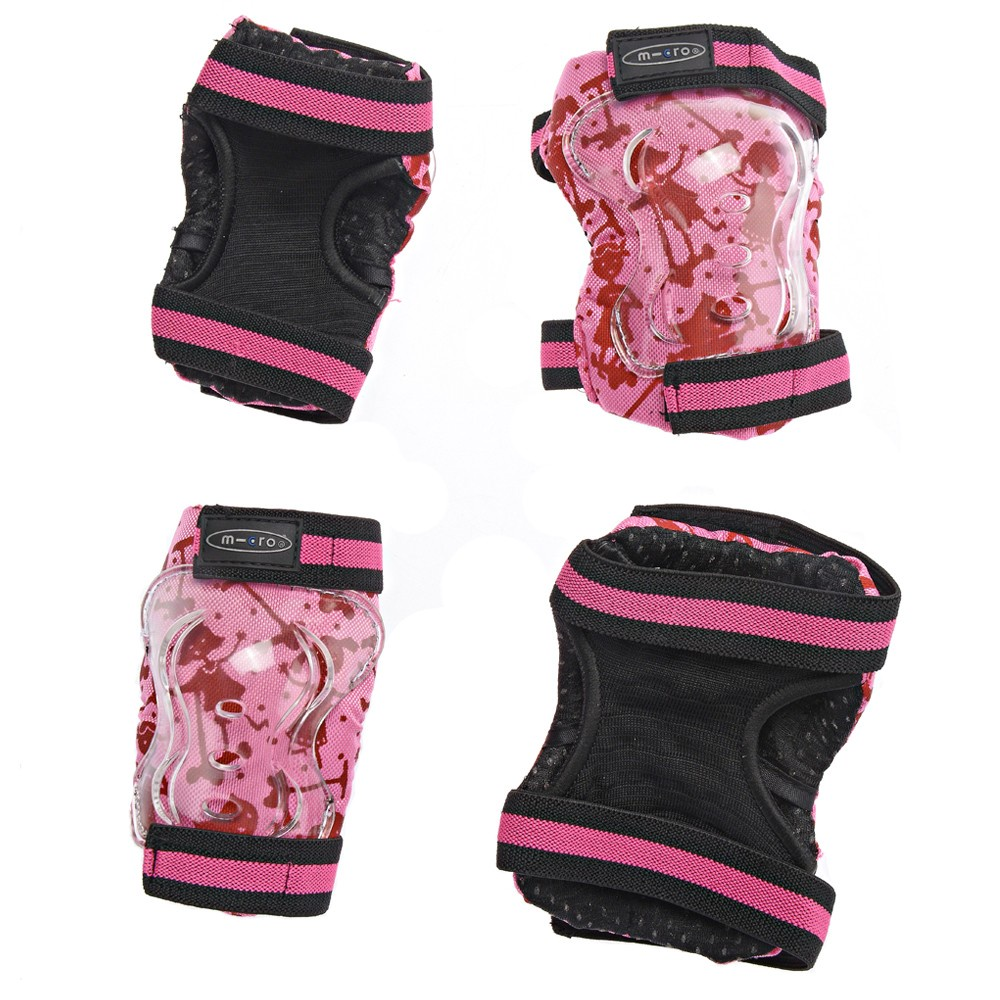 MICRO KNEE AND ELBOW PAD PINK M