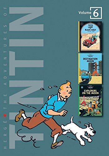 Adventures Of Tintin Vol 06
