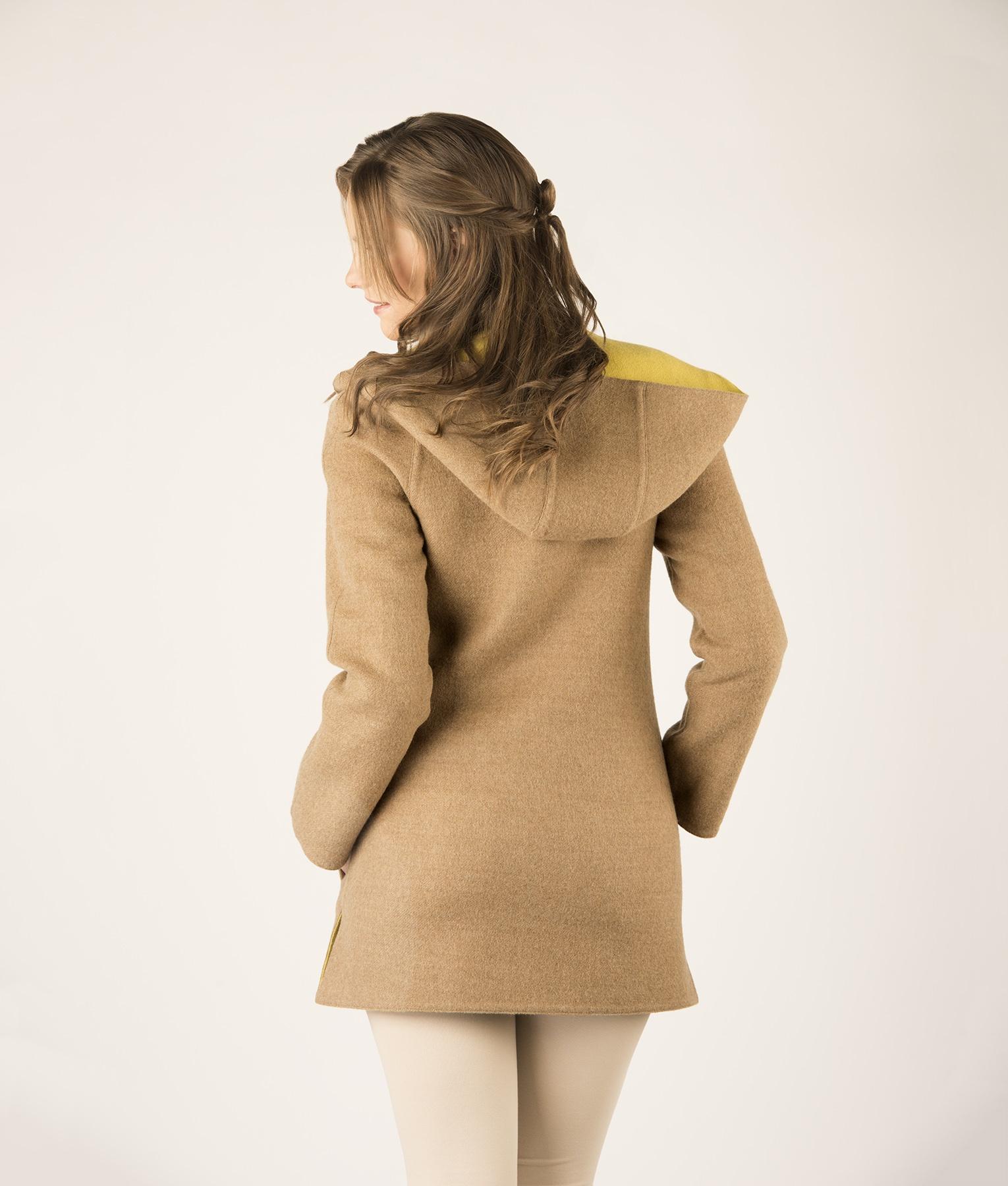 Reversible coat C007
