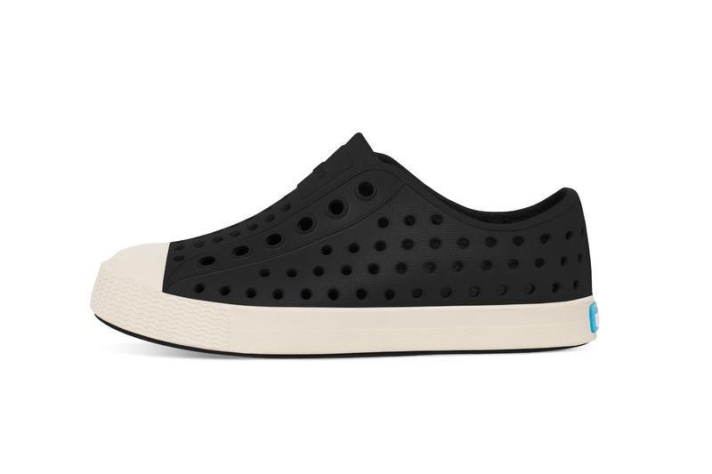 Natives Jefferson Shoe, Black/Bone White
