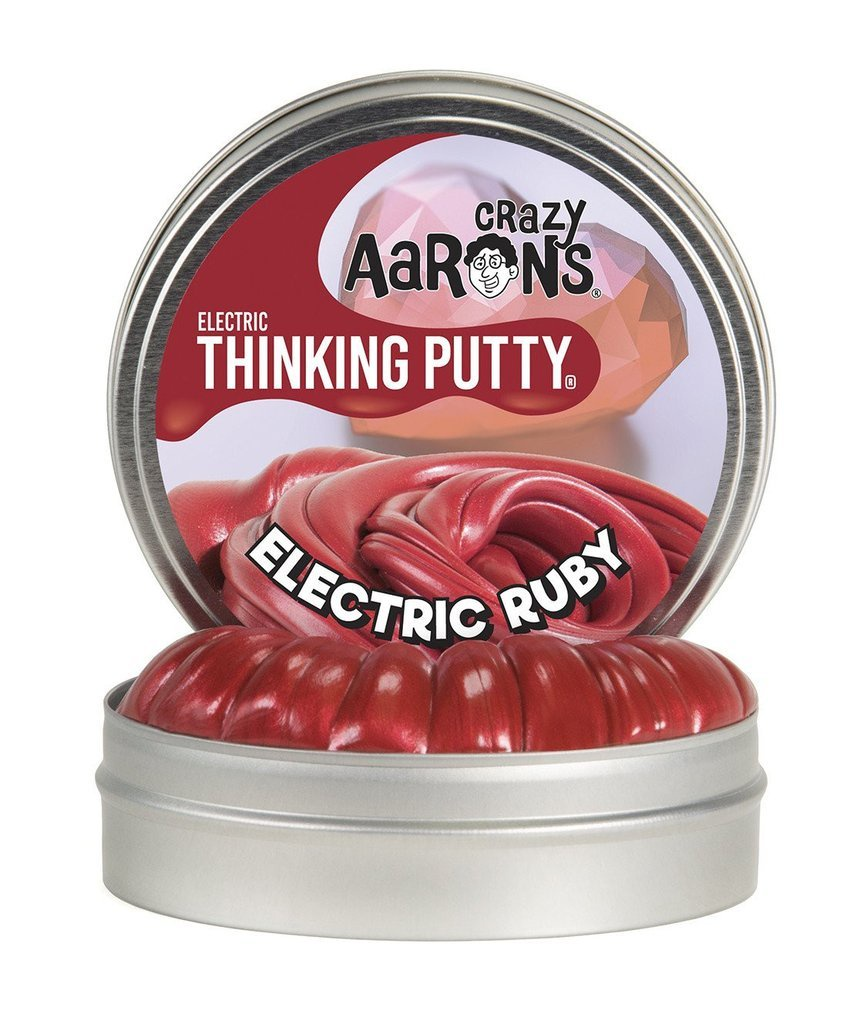 CA ELECTRIC RUBY THINKING PUTTY