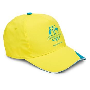 Team Australia Adult Sports Cap Image