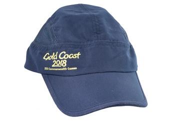 Gold Coast 2018 Tech Cap Navy Image