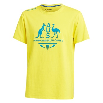 Team Australia Kid's Logo T-Shirt Image
